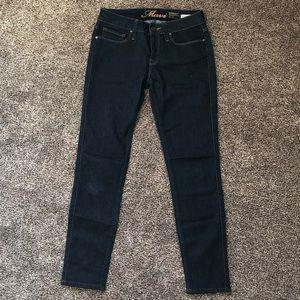 Mavi Alexa Dark Wash Skinny Jeans Like New